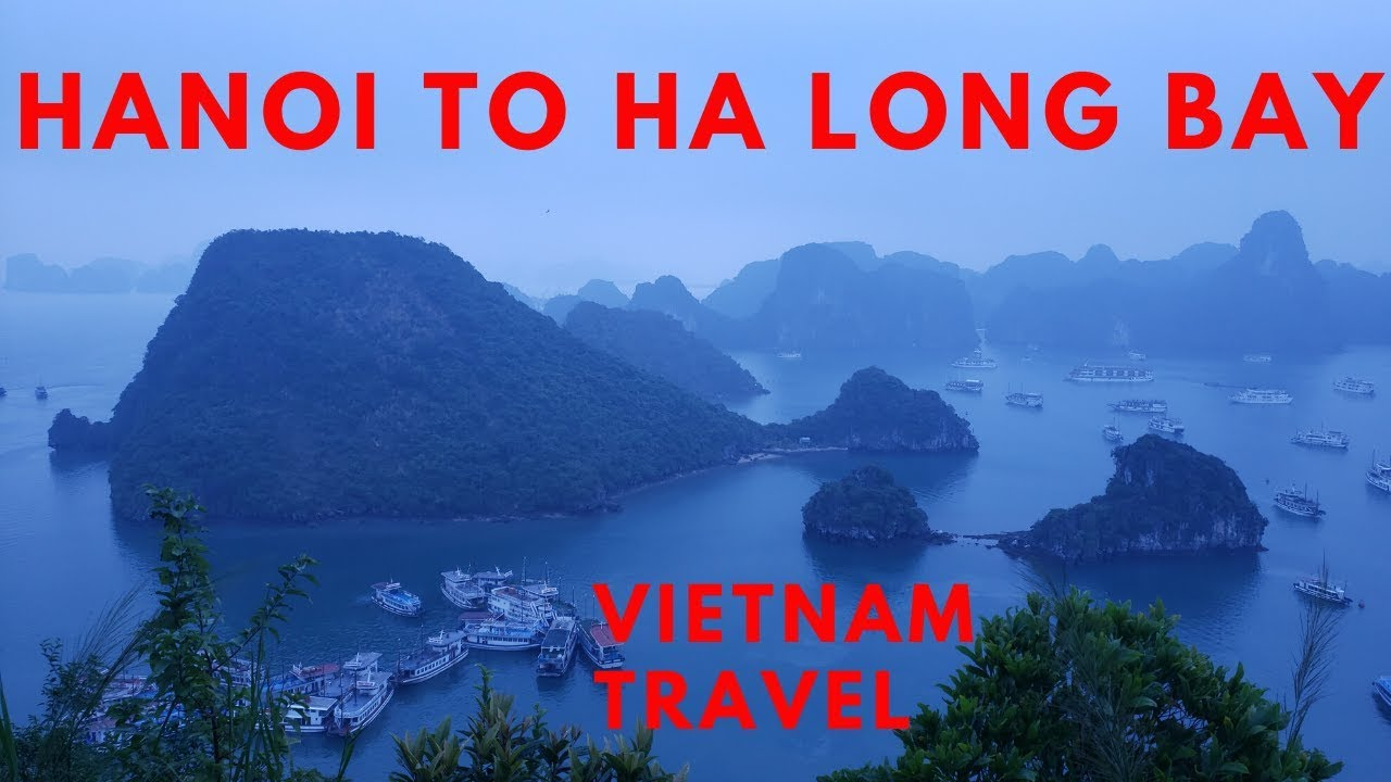 🇻🇳 HANOI TO HA LONG BAY | HOW TO GET TO HA LONG BAY