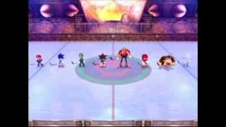 Mario and Sonic at the Olympic Winter Games: Dream Ice Hockey