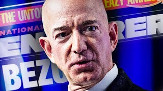 Jeff Bezos Thinks Trump Could Be Behind National Enquirer's Blackmail Efforts