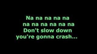 Matt Willis - Crash (Lyrics, Mr. Bean macht Ferien Soundtrack)