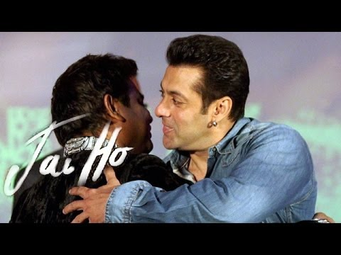 Salman Khan Tweets To End AR Rahman Controversy !