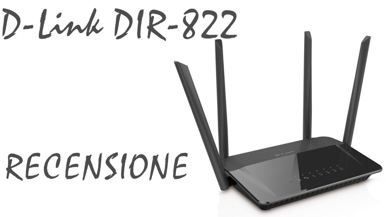 Распаковка D-Link DIR-825/AC G1 - YouTube