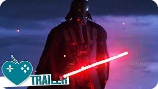 DARTH VADER VR EXPERIENCE Trailer (2016) Star Wars VR Story Game