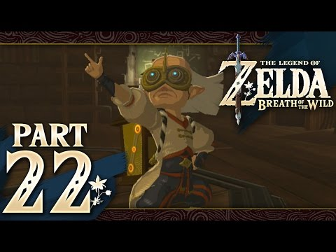 The Legend of Zelda: Breath of the Wild - Part 22 - Akkala Ancient Tech Lab