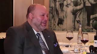 "Rich ""Big Daddy"" Salgado Exclusive Interview, at Hunt & Fish Club NYC"