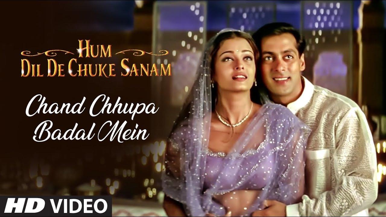 Download Chand Chhupa Badal Mein Full Song | Hum Dil De Chuke Sanam | Salman Khan, Aishwarya Rai