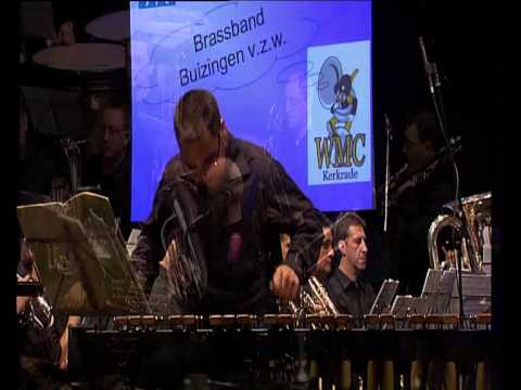 Concertino for Xylophone and Band by Toshiro Mayuzumi / Brass Band Buizingen