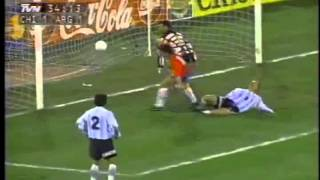QWC 1998 Chile vs. Argentina 1-2 (10.09.1997)