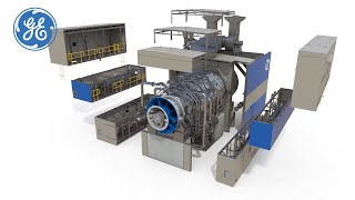 HA Gas Turbine Enclosure: Faster is Better | Gas Power Generation | GE Power