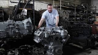 видео Запчасти и двигатели ММЗ