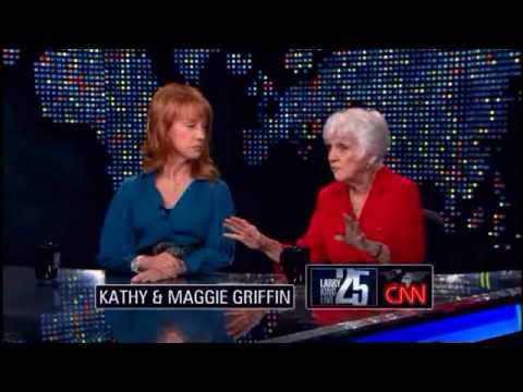 Kathy Griffin on LKL 11062010 45