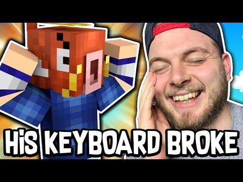 THE BIGGEST BEDWARS FAIL!! - Minecraft Mini Game