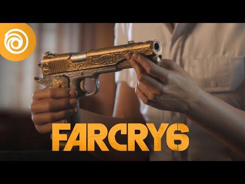 Far Cry 6: Antón & Diego Castillo - ЛЬВЫ Яры