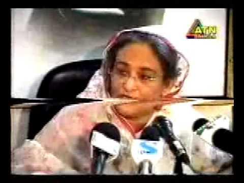 Sheikh Hasina 'r Hingsha'ttok Boktobbo ...