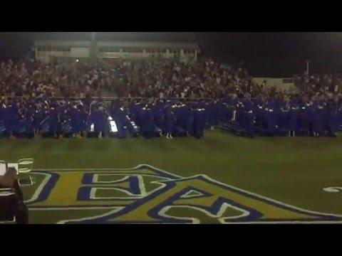East Ascension Pond Jump & Graduation 2K16