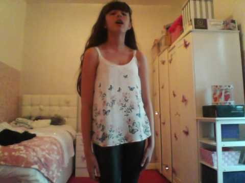 Elastic heart cover by Elicia M