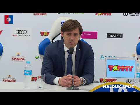 Trener Kopić nakon Hajduk - Osijek