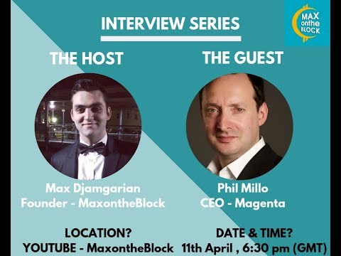 Interview Series: Current State of the Crypto Markets – Max & Phil Millo