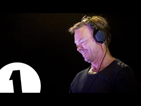 Pete Tong live at Hï for Radio 1 in Ibiza