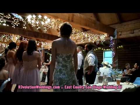 San Diego Wedding DJ :: Stallion Oaks Ranch Wedding of Cody + Michaela