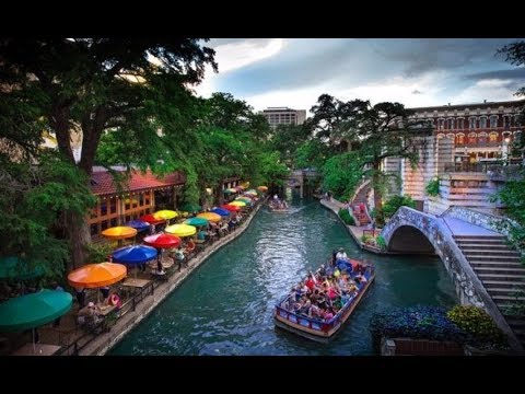 The River Walk Tour | San Antonio TX
