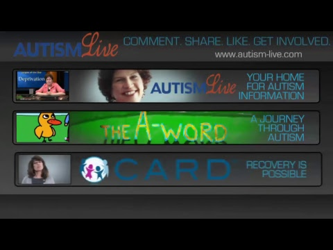 Autism Live- May 2nd, 2018