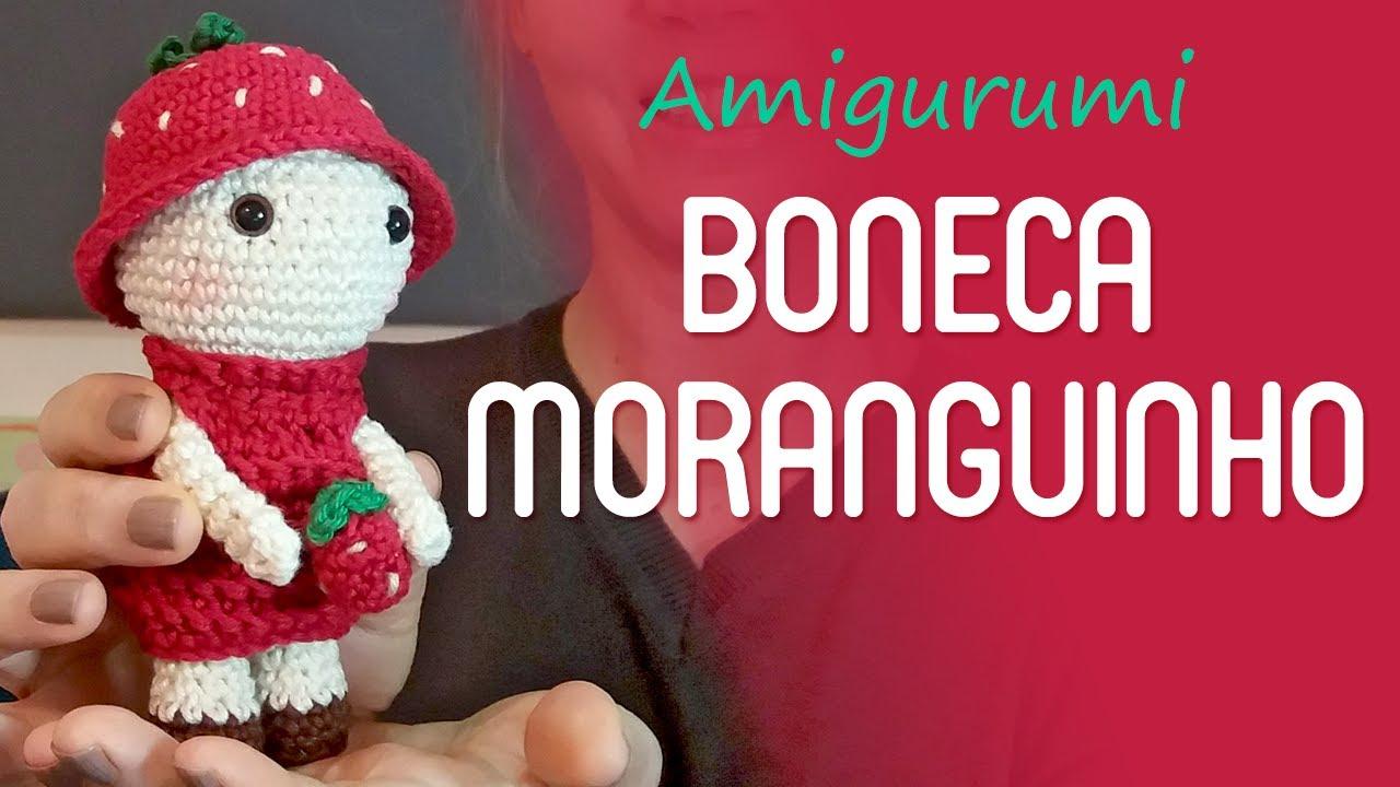 Amigurumi Poupons YOYO crochet 1/2 / YOYO mini dolls crochet ... | 720x1280