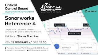 Sonarworks Reference 4 - Workshop