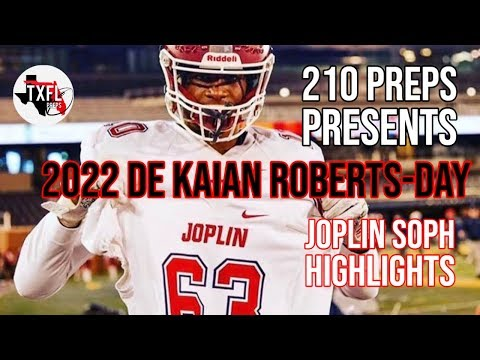 2022 ATH Kaian Roberts-Day #10 *COMMITTED TO BAYLOR* Joplin HS (SOPH HIGHLIGHTS)