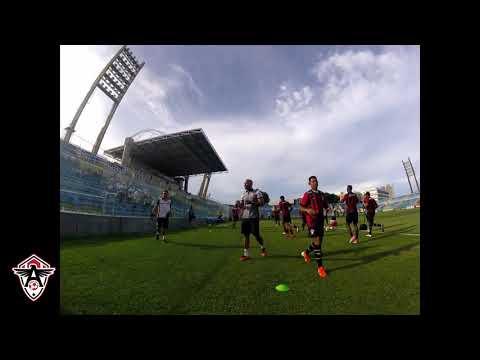 Bastidores - Atlético Cearense 1x2 Guarany de Sobral (Cearense 2020)