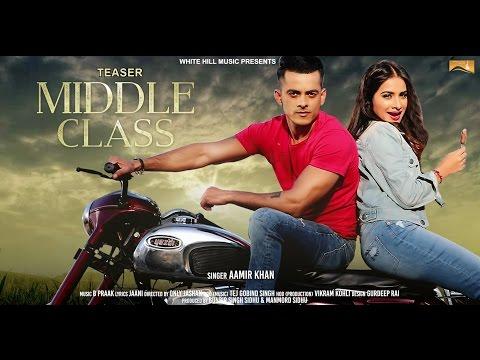 Middle Class (Teaser) | Aamir Khan | White Hill Music