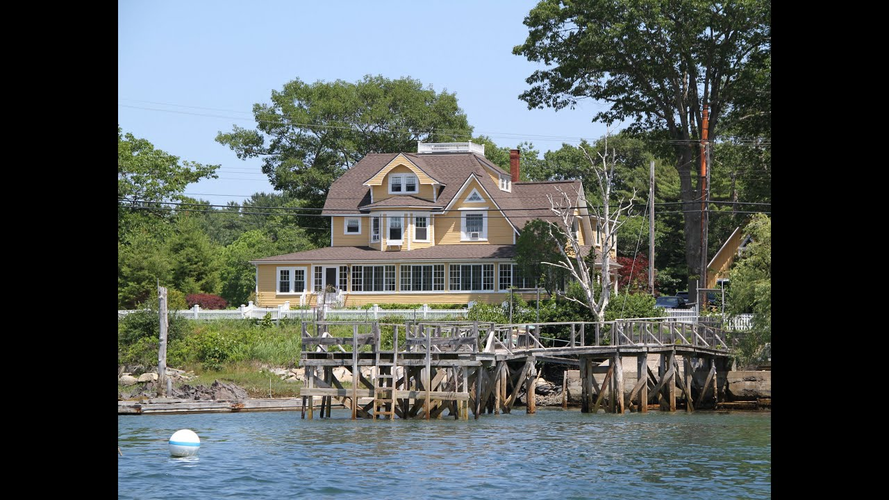 maine estate to specialists welcome img waterfront for hayes cottages sale real