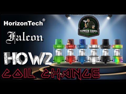 HOW2: Falcon Tank Coil Change (HorizonTech)