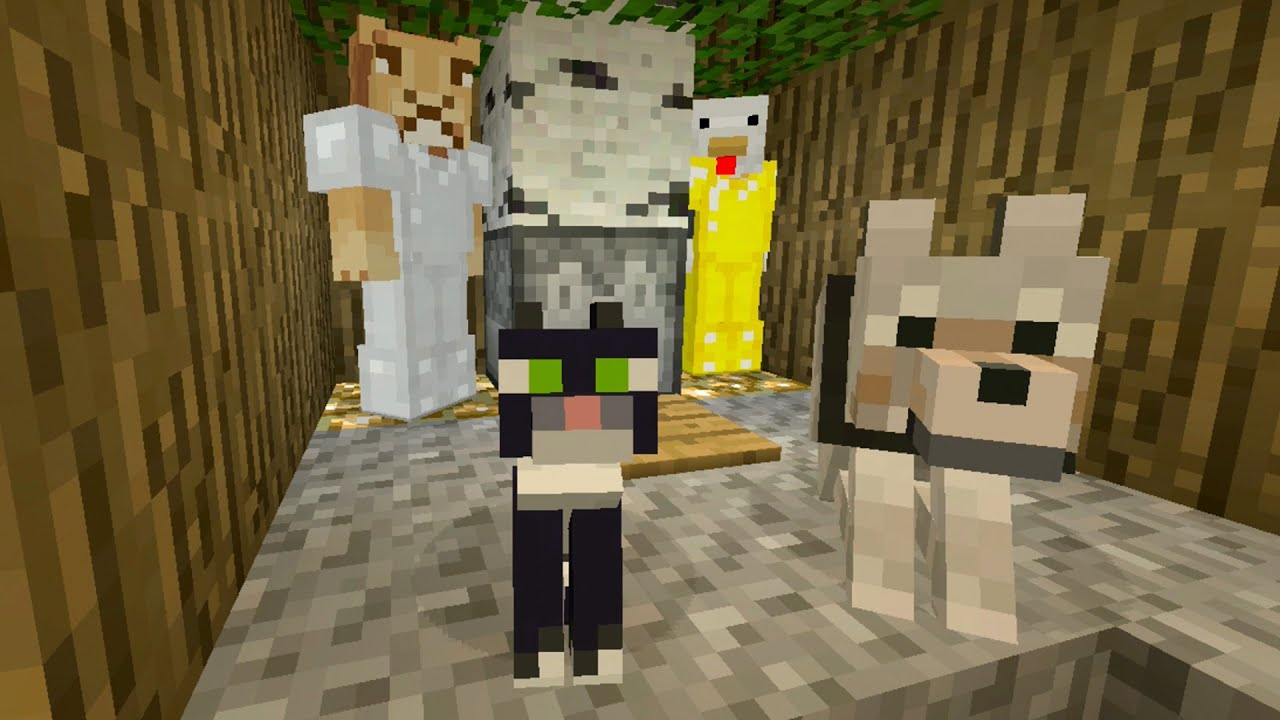 Minecraft Pet Shop