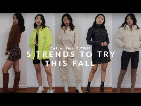 5 Trends to Try This Fall - Neon, Animal Print, Jumpsuit, Metallic, Teddy | JULIA SUH