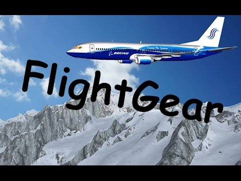 FlightGear How To Take Off And Landing Airbus A380
