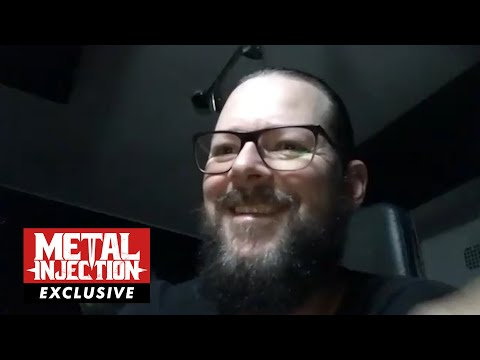 IHSAHN Talks Cover Songs, EP's Vs LP's,  What To Expect From Mrityu and More | Metal Injection