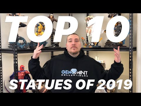 TOP 10 STATUES OF 2019 | Sideshow Collectibles | XM Studios | Prime 1 Studio | PCS Collectibles