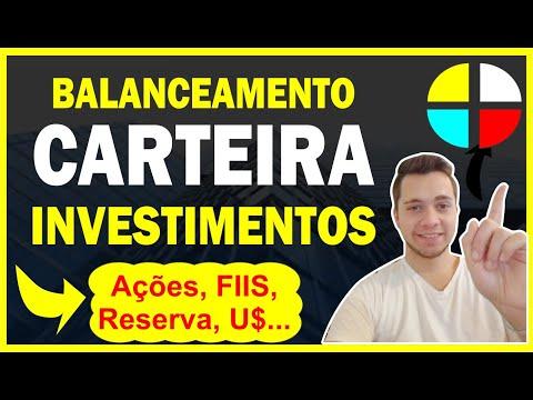Balanceamento de Carteira de Investimentos (Bolsa de Valores)