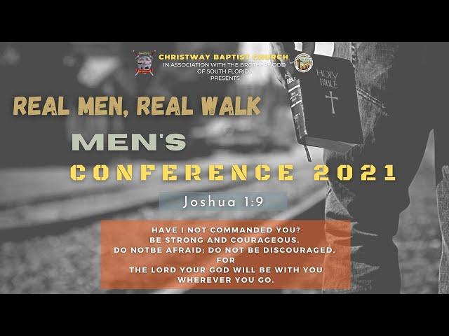 Christway Baptist Men's Conference 2021