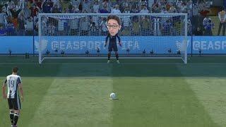 Penaltis en Fifa 17 challenge! | Tandas de penaltis