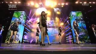 130319 Sistar - Loving U - Music Bank in Jakarta .mp4-
