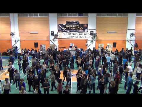 שלום לך ארץ נהדרת, מוטי אלפסי, Shalom Lach Eretz Nehederet