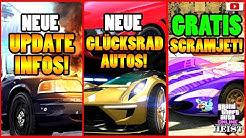 🙌Alle Neuen Inhalte!🙌 Neue UPDATE INFOS! NEUE AUTOS! SCRAMJET + Mehr! [GTA 5 Online Casino Heist]