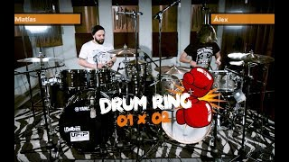 DRUM RING - Segundo Asalto