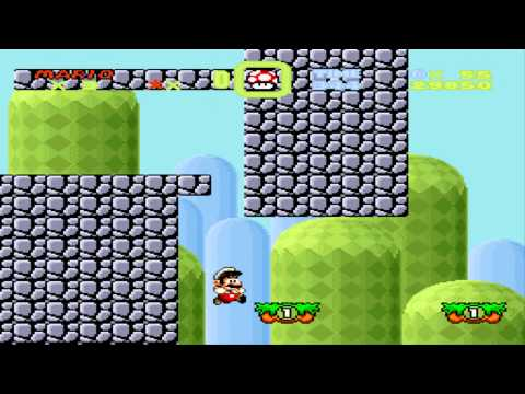 Let's Play: Super Mario World 3 - Islands of Mystery 1