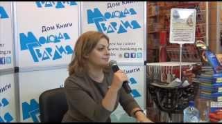 Анетта Орлова в Молодой гвардии 26.09.13(Анетта Орлова - известный психолог, почетный член клуба, постоянный ведущий, провела тренинг на тему: