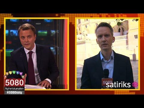 Valgkampen i gang i Arendal, ifølge kilder i Oslo