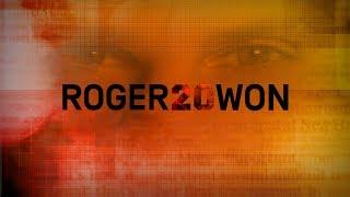 ROGER20WON: Twenty Grand Slams for Roger Federer