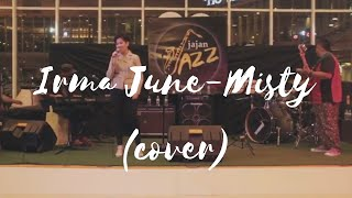 Irma June cover (Misty)